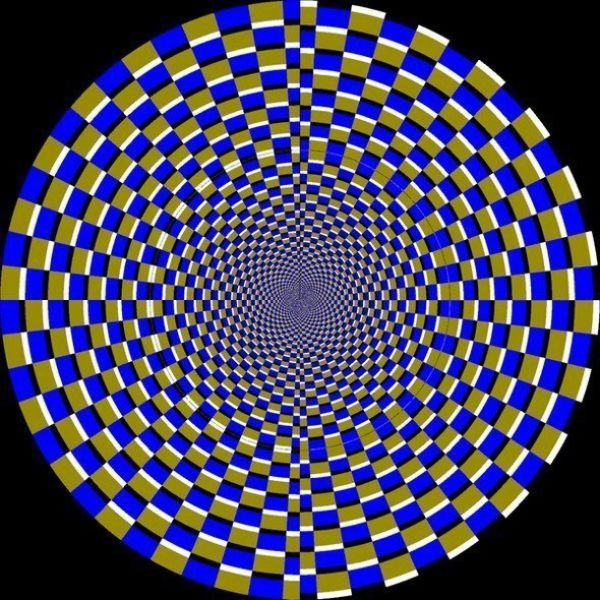 Mind-bending Optical Illusions That Will Make You Feel Trippy