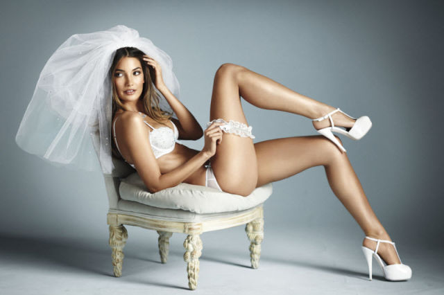Sexy Bridal Lingerie That Will Definitely Spice Up the Wedding Night