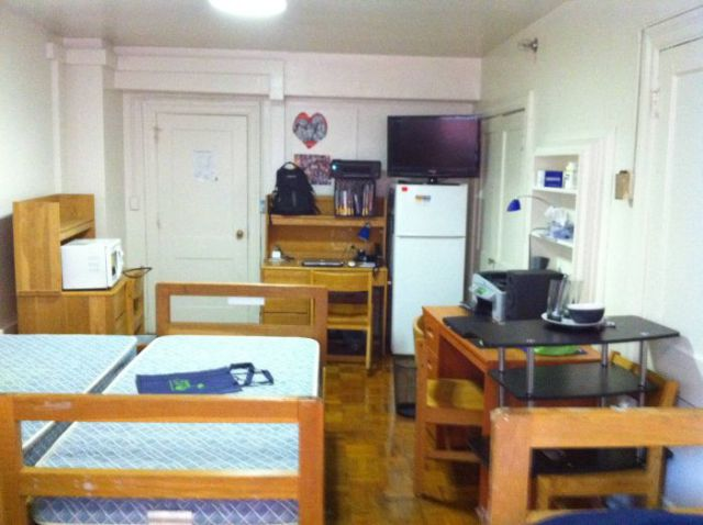 A Dorm Room That Is More Expensive Than You'd Guess
