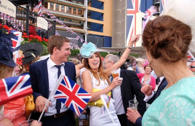 The Spectacular Fashion Fun at the Royal Ascot