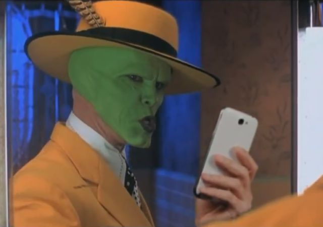 Your Favorite Movie Characters Like Making Selfies Too!
