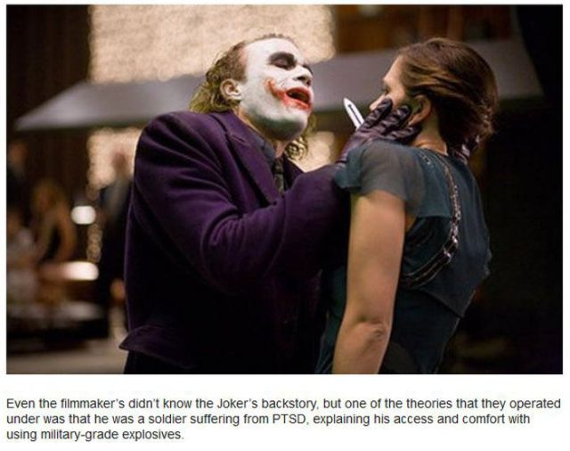 "Intriguing Lesser-Known Facts about ""The Dark Knight"""