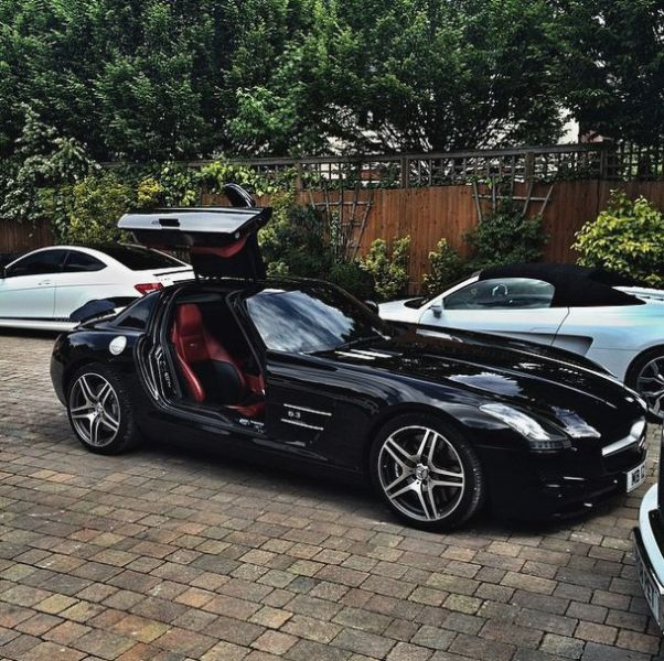 One Instagram Rich Kid S Cool Car Collection 51 Pics