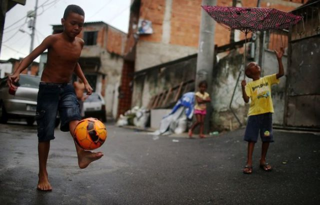 The Brazil World Cup Is Not All Fun and Games