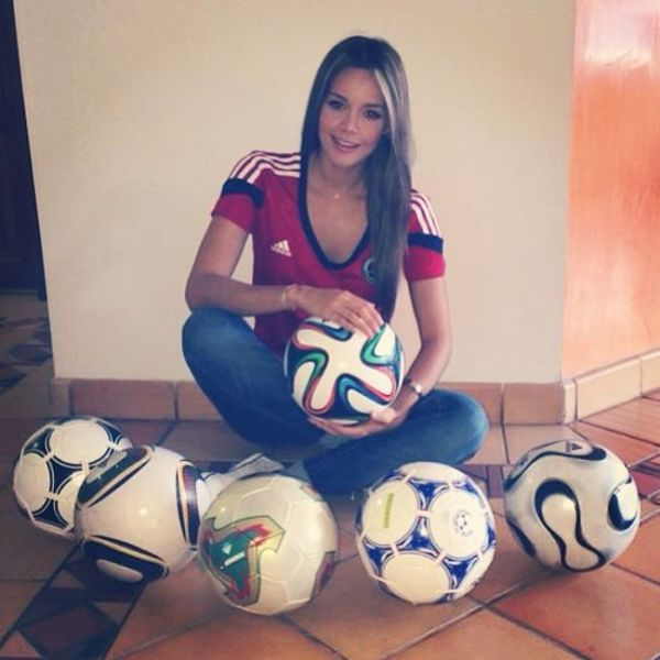 The World Cup's Hottest Reporters