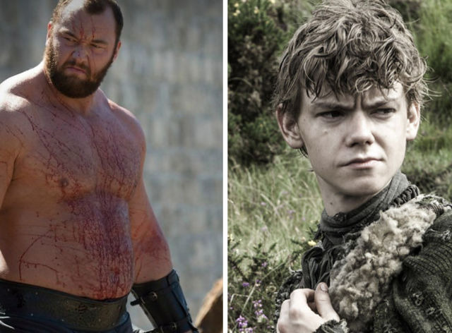 "You Won't Believe the Real Age Difference Between These ""Game of Thrones"" Actors"