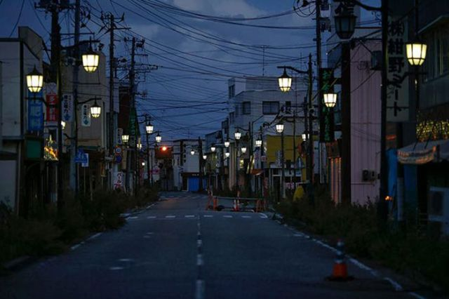 An Eerie Abandoned Japanese Ghost Towns