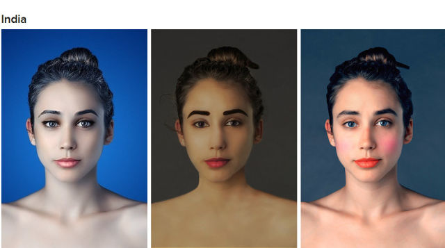 The Different Standards of Beauty for Various Countries Worldwide