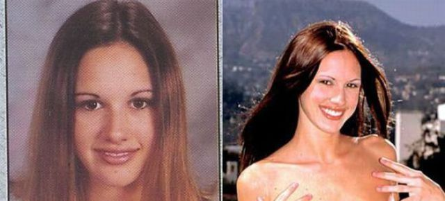 What Porn Stars Look Like Now vs. Before They Worked in the Industry