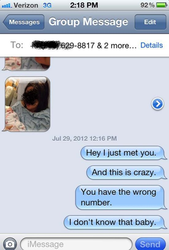 Wrong Number Texts Can Be an Endless Source of Entertainment