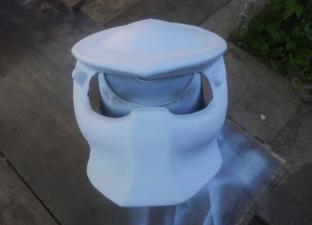 A DIY Predator Helmet That's Wickedly Cool