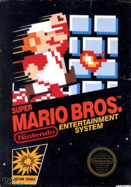 A Little Bit of Fun Trivia about Super Mario Bros