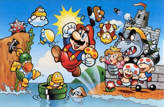 A Little Bit of Fun Trivia about Super Mario Bros