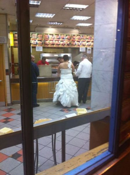 The Funniest Fast Food Restaurant Moments Ever