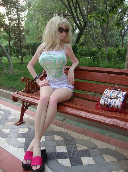 A New Living Doll from Russia