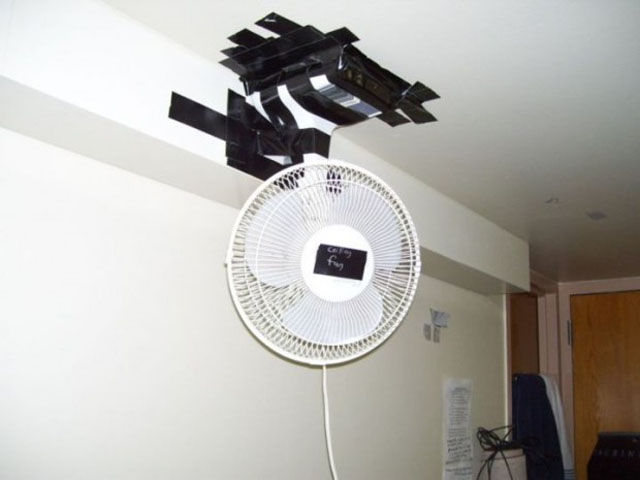 Innovative Fixes That an Idiot Must be Responsible for