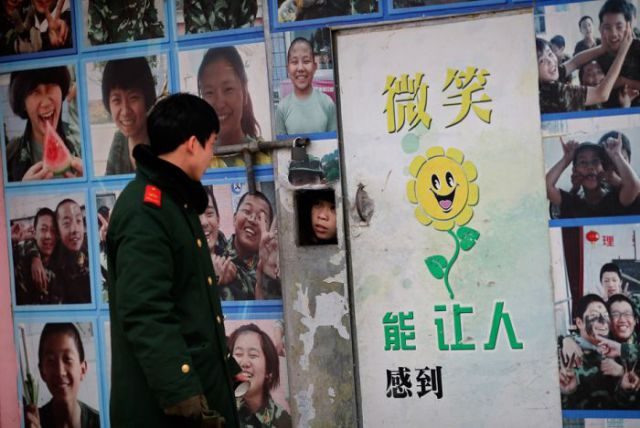 Rehab Camps for Internet Addicts in China