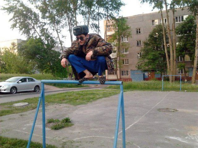 Crazy and Hilarious Things That Could Only Happen in Russia