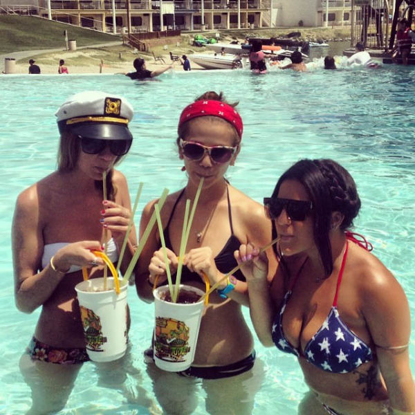 Sexy Intstagram Photos Taken from Lake Havasu's Fourth of July Celebrations