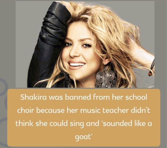 Things You Probably Don't Know about Some of the Most Famous People