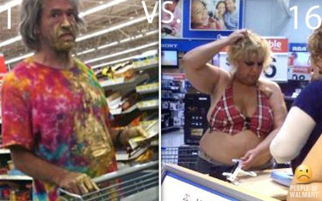 You Can Never Predict How Weird a Trip to Walmart Will Be