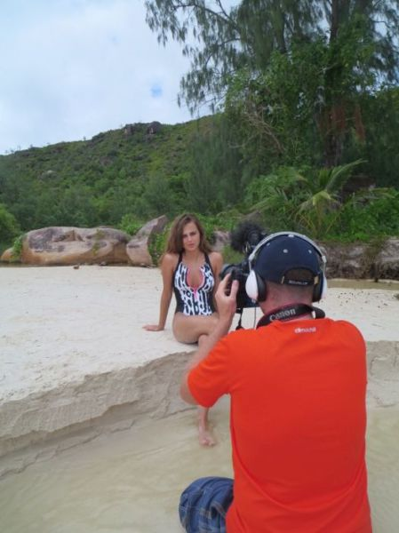 An Inside Look at the Making of South Africa's Sports Illustrated Swimsuit Edition