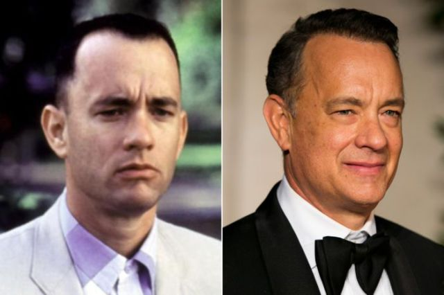 The Cast of Forest Gump Then and Now