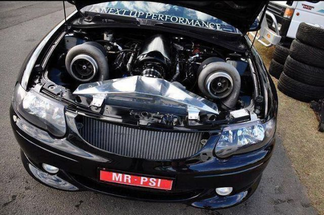 A Car with a Twin Turbo Is Just So Much Better!
