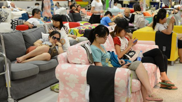 The Real Reasons Why Chinese People Visit Furniture Stores