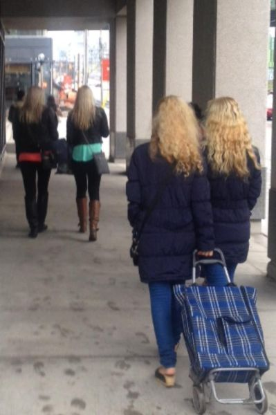 It Looks Like There's a Glitch in The Matrix