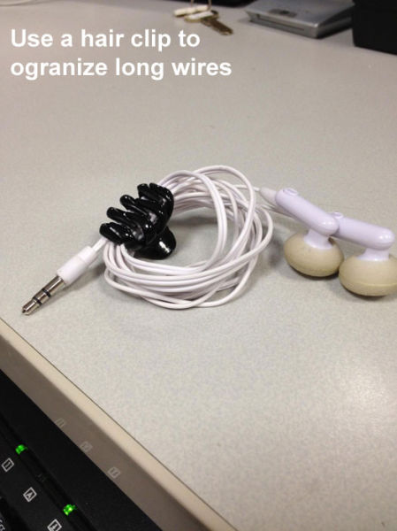 Arbitrary but Useful Hacks for Every Day Life