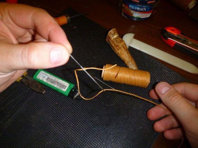 A DIY Custom Made Knife