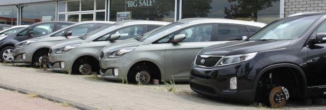 Car Dealership's Surprise