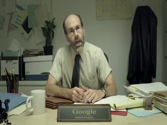 If Google Was a Guy... - Part 3  (VIDEO)
