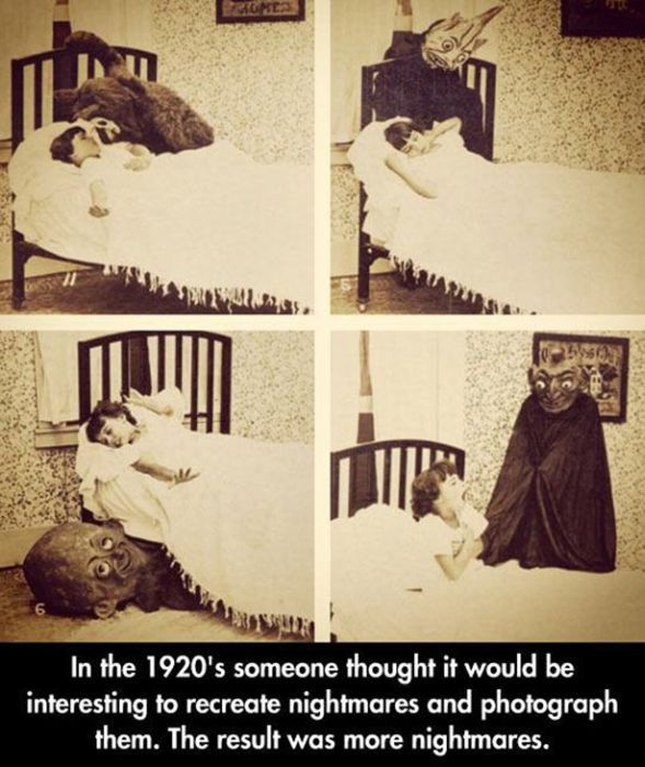 Creepy Things That Will Give You Sleepless Nights