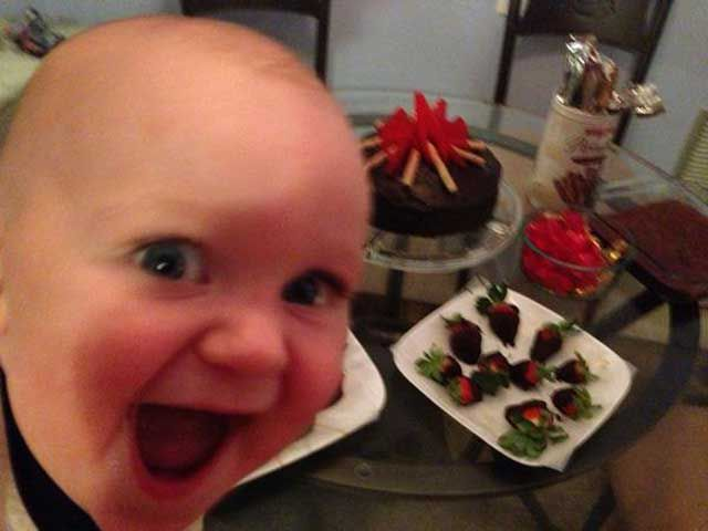Funny Cases of Kids Experiencing Things for the First Time
