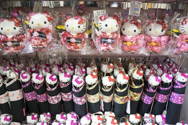 Japan Could Win a Prize for Cutest Country Ever