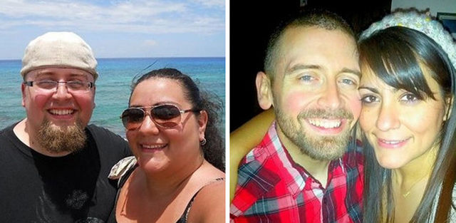 The Couple Who Lost a Massive Amount of Weight Together
