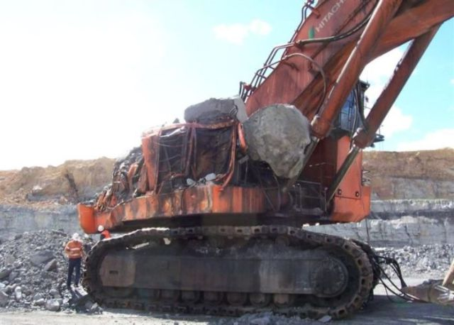 A Blasting Fail That Cost the Company a Fortune