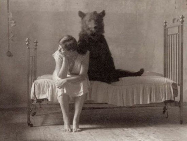 Bizarre Vintage Photos That Are a Bit Concerning