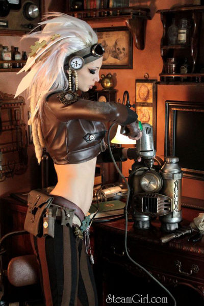 Awesome Steampunk Creations