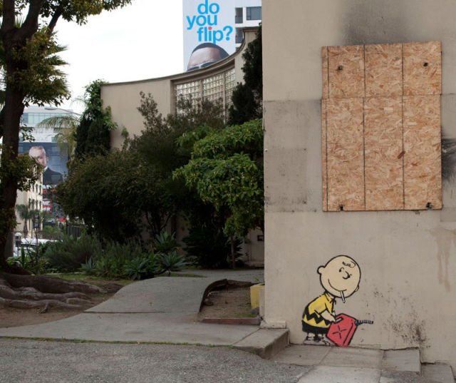 Banksy's Top Selection of Work
