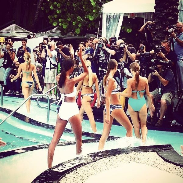 Behind the Scenes with the Bikini Babes of Miami Swim Week
