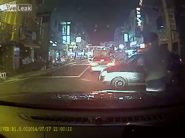 Insurance Scammer Gets More Than He Asked For  (VIDEO)
