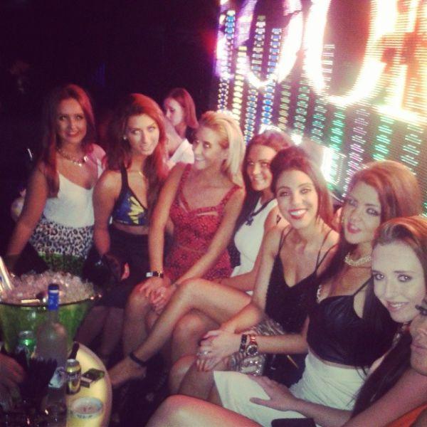 Ladies of Tomorrowland 2014