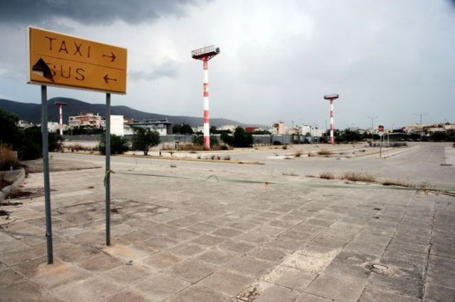 Neglected Airport in Athens Still Looks Pretty Good