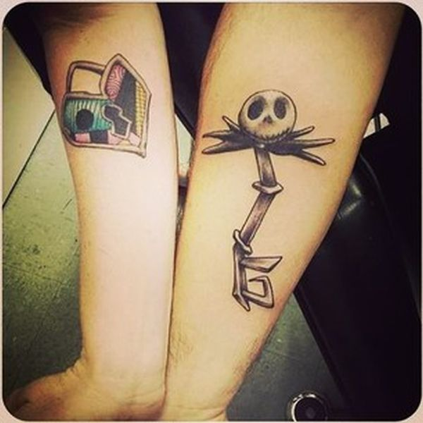 Sweet Couple Tattoos That Don't Totally Suck