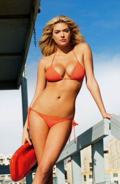 The Beautiful and Sexy Kate Upton in Sizzling Pics and GIFs