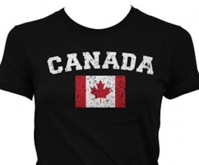 Oh Canada, Oh Canada!