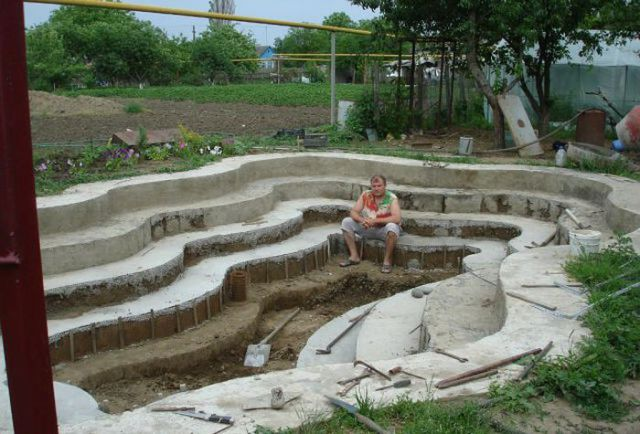 A Homebuilt Swimming Pool That S Pretty Awesome 20 Pics